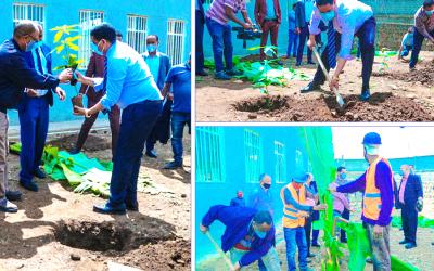 Green Legacy, Social and Environmental Responsibility